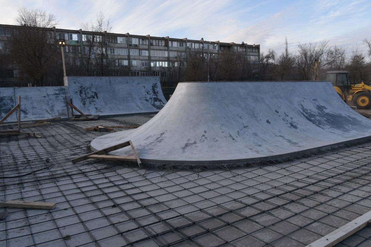 В Астрахани появится самый современный скейт-парк