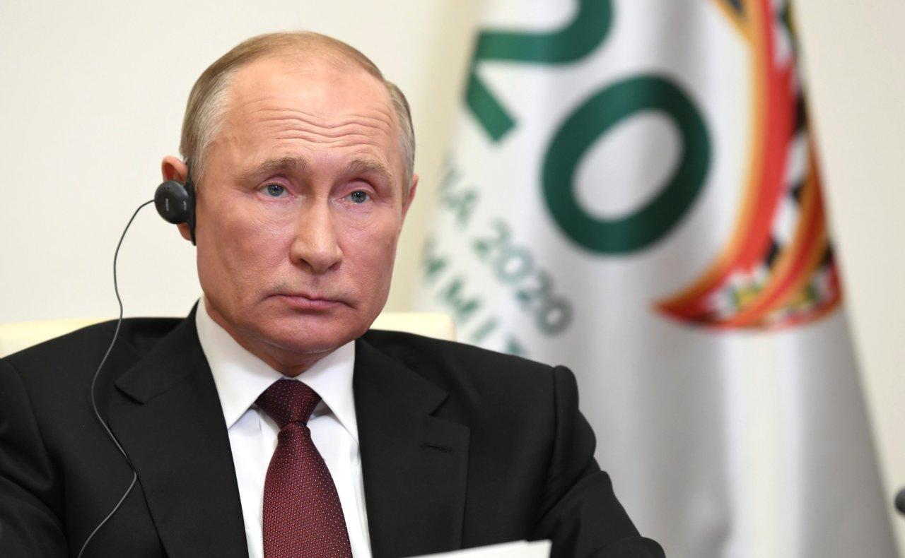 Путин рассказал о росте безработицы и бедности в мире