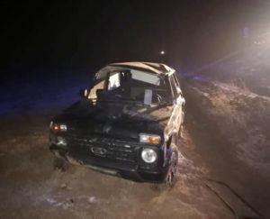 Трое детей пострадали под Астраханью в жутком ДТП