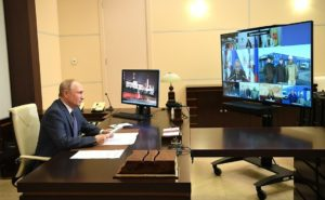 «Россети» обеспечили электроснабжение в мобильных госпиталях Астрахани