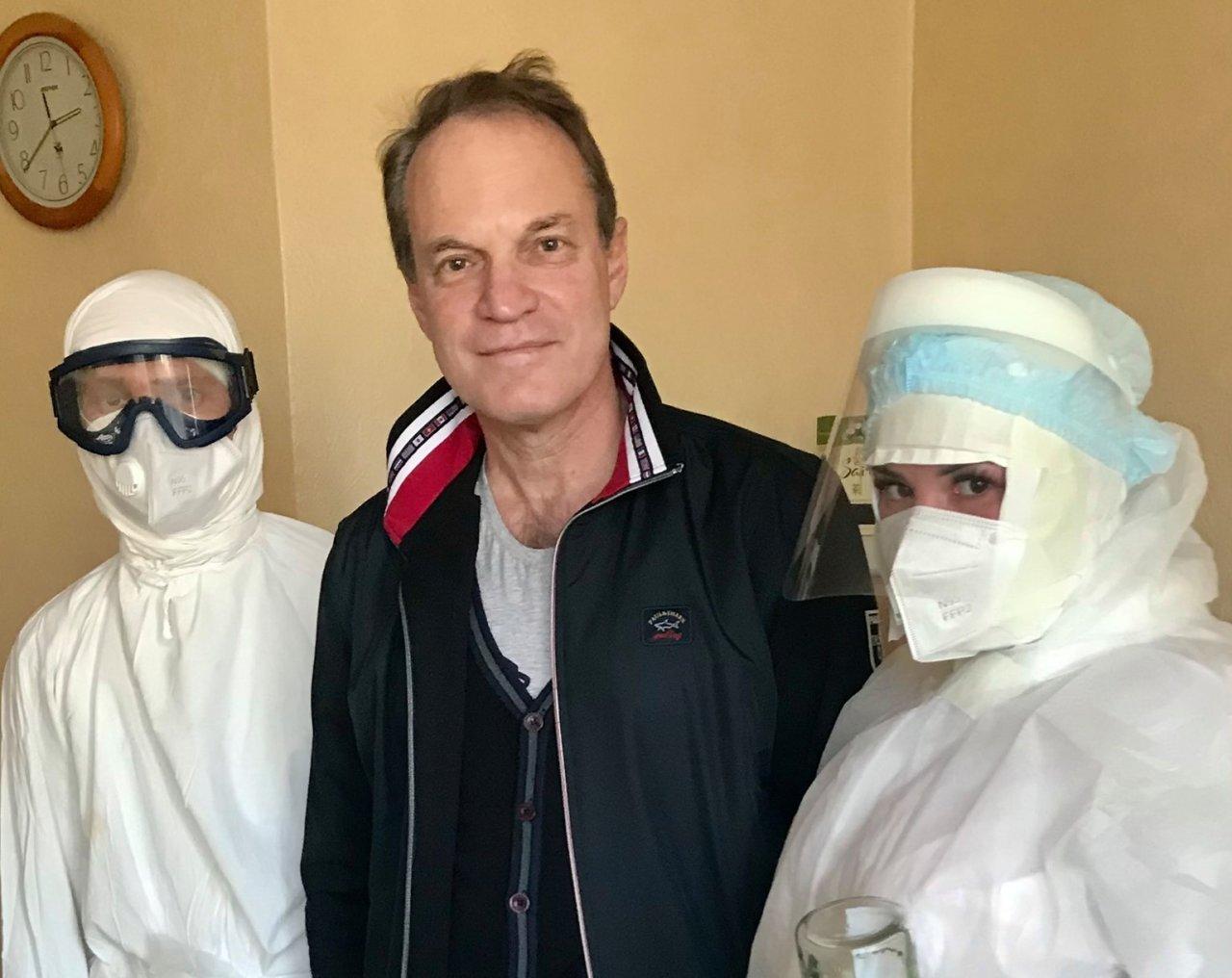 Александр Башкин: «Российская вакцина эффективная и безопасная»