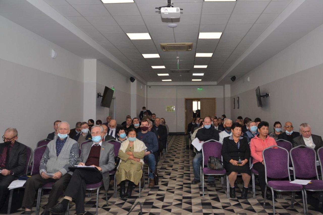 Состоялась 51-я конференция Астраханского областного отделения КПРФ
