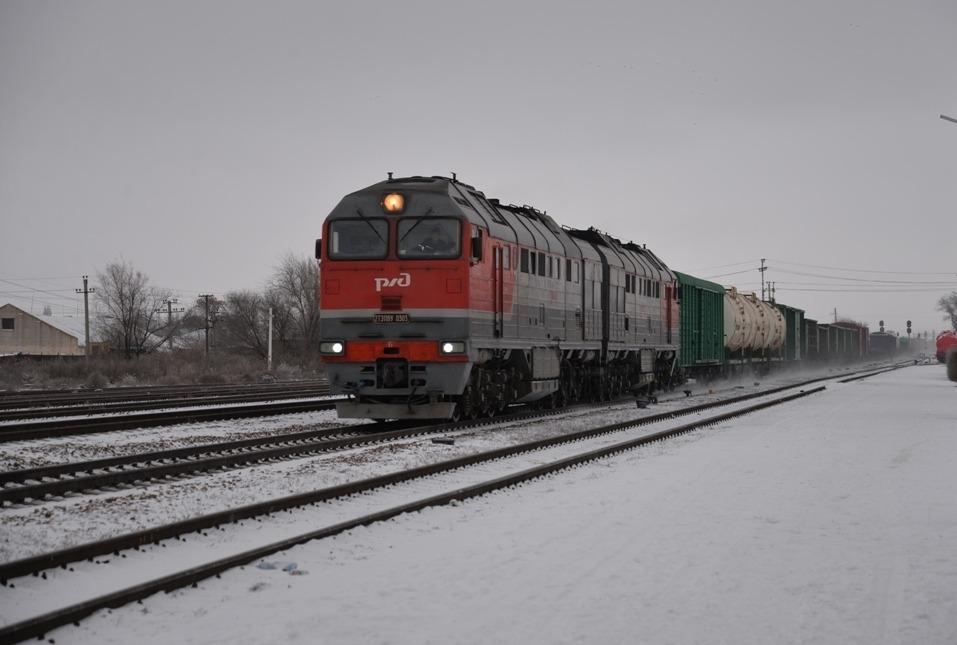 В Астраханском регионе Приволжской железной дороги погружено более 795 тыс тонн в ноябре