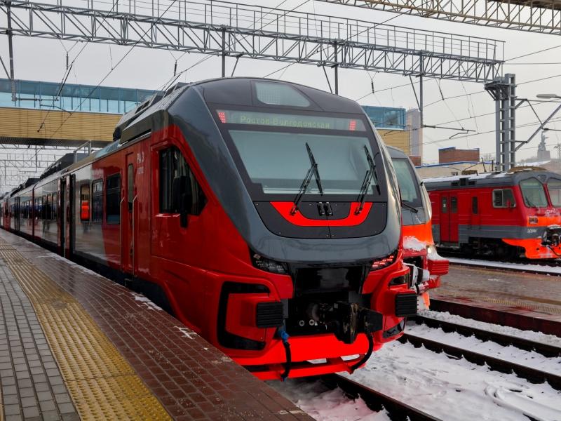 Городскую электричку намерены включить в транспортную систему Астрахани