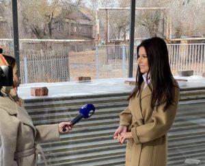 Городской депутат помогает православному приходу на III Интернационале