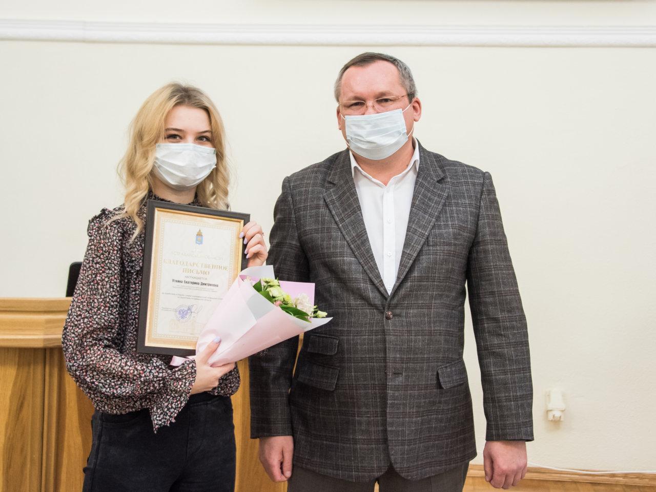 Игорь Мартынов встретился с астраханскими волонтерами