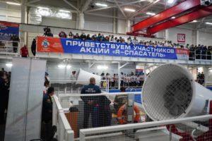 В Астраханской области завершилась акция «Я — спасатель»