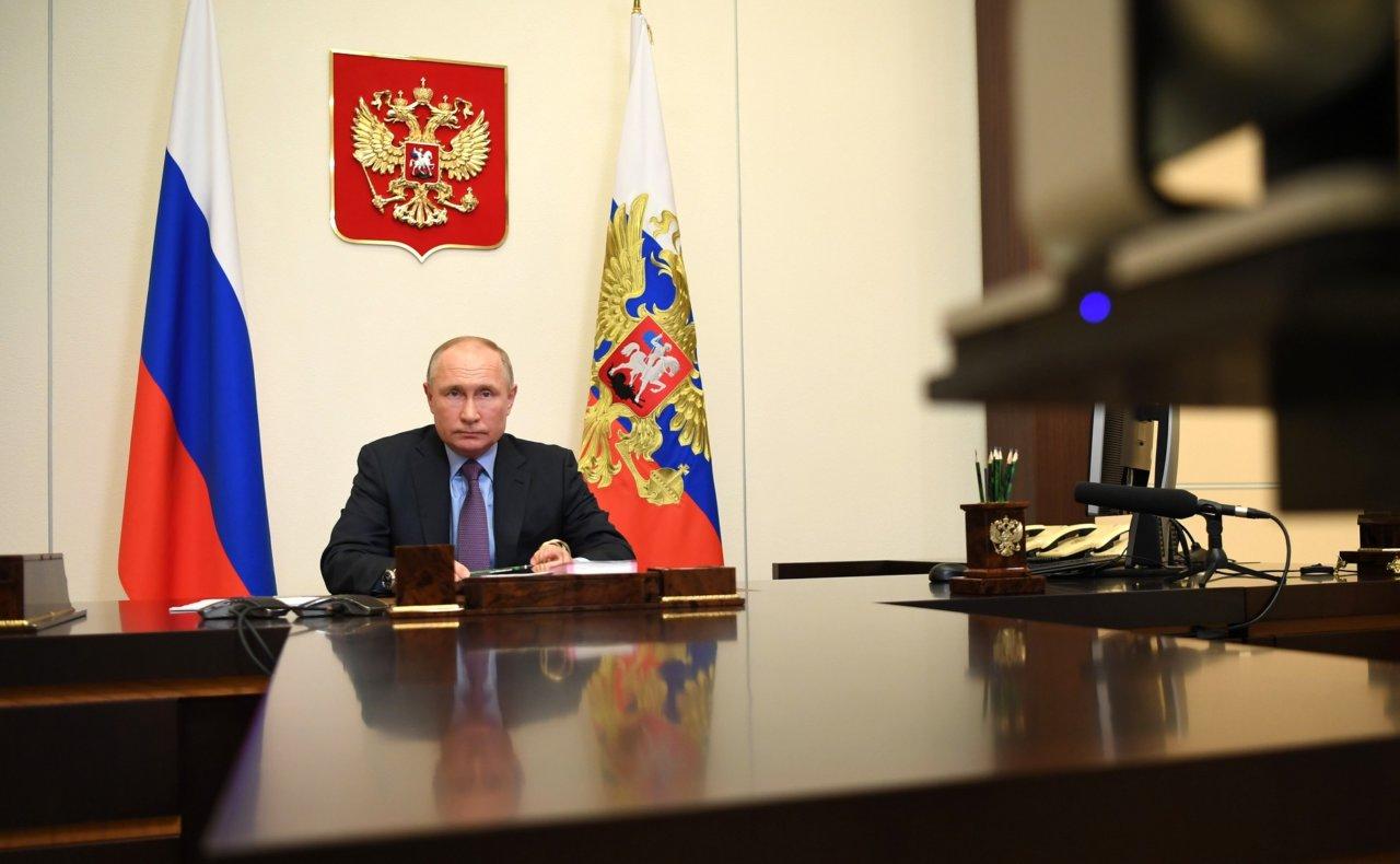 Владимира Путина удивил рост цен на еду