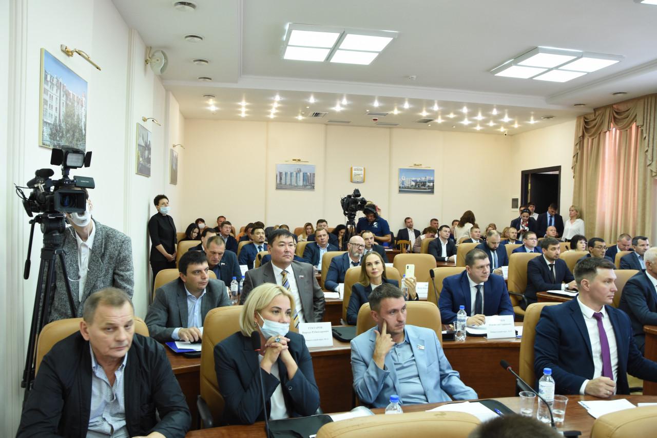 Депутаты предложили главе Астрахани выход из ситуации с закрытыми мостами
