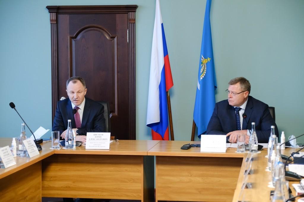 Правительство России планирует мощными темпами развивать коридор «Север-Юг»
