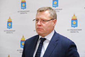 Игорь Бабушкин договорился с Минстрансом о строительстве в Астрахани крупной партии земснарядов