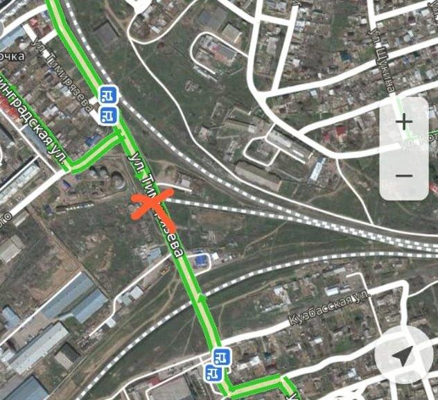 Движение автотранспорта через железнодорожный переезд в городе Ахтубинске будет временно ограничено 30 декабря