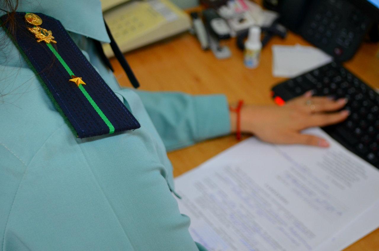Астраханские приставы завели более 270 тыс. дел на должников