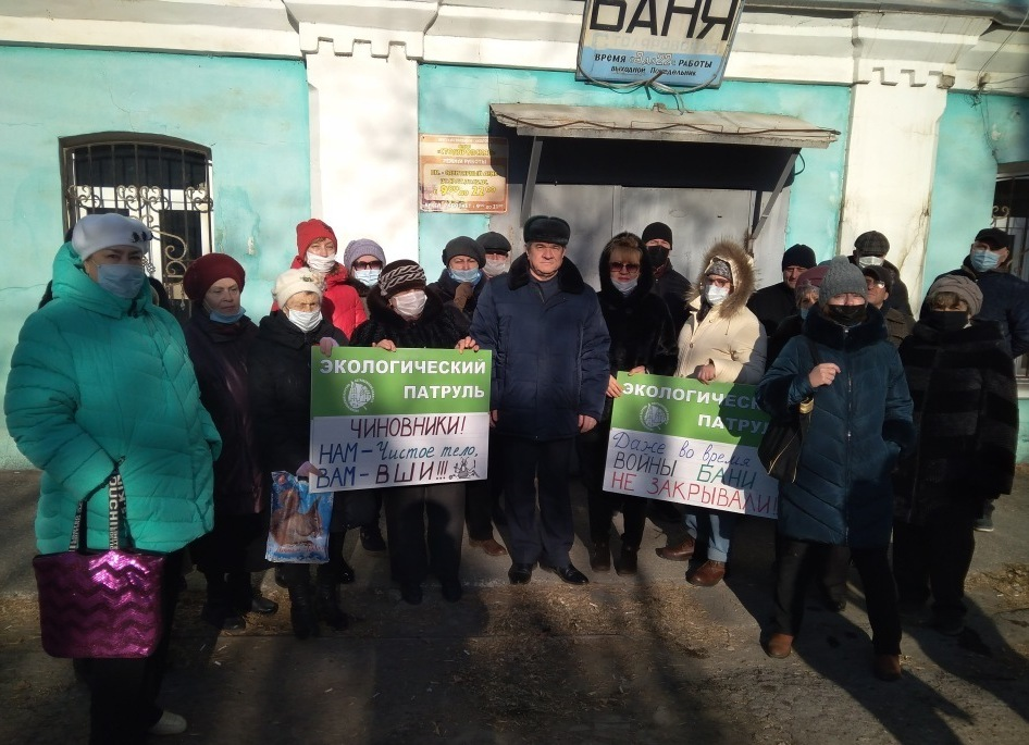 Прокуратура обратилась в суд по делу о закрытых банях Астрахани