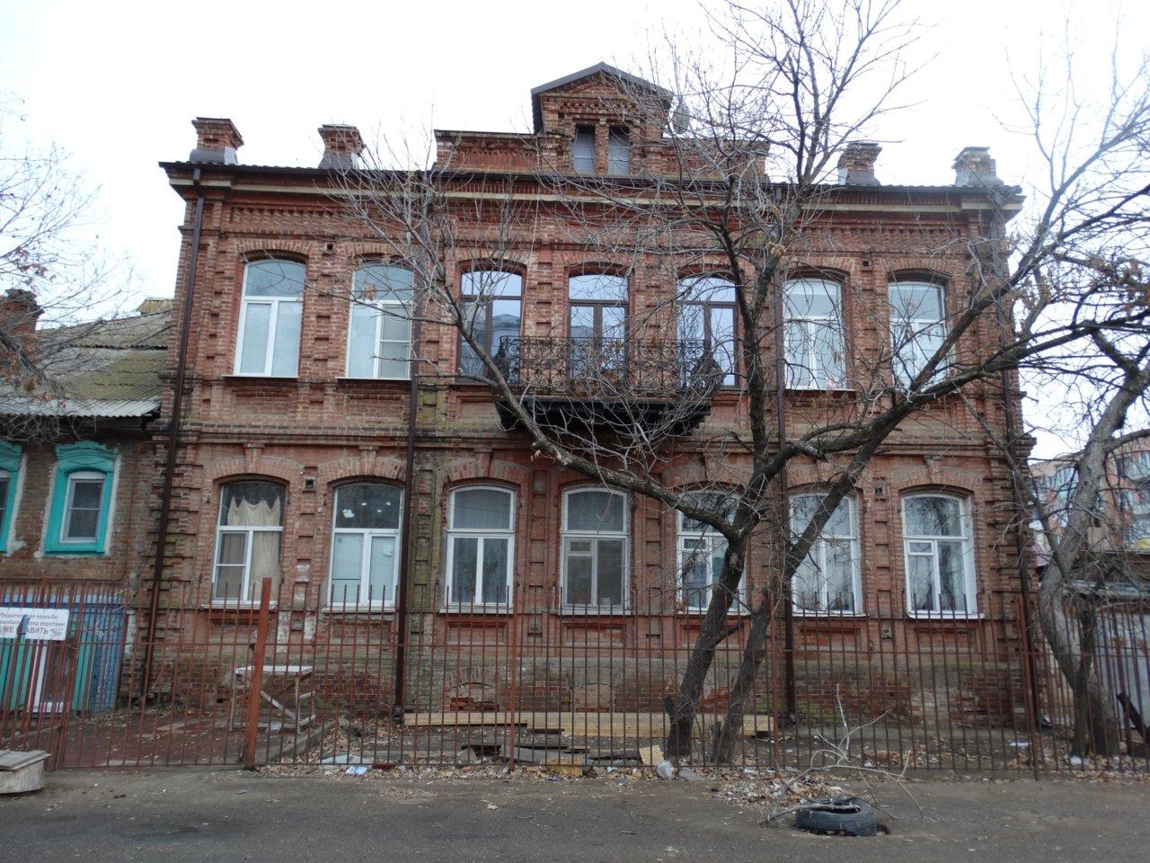 Старые дома Астрахани сфотографируют пока они целые