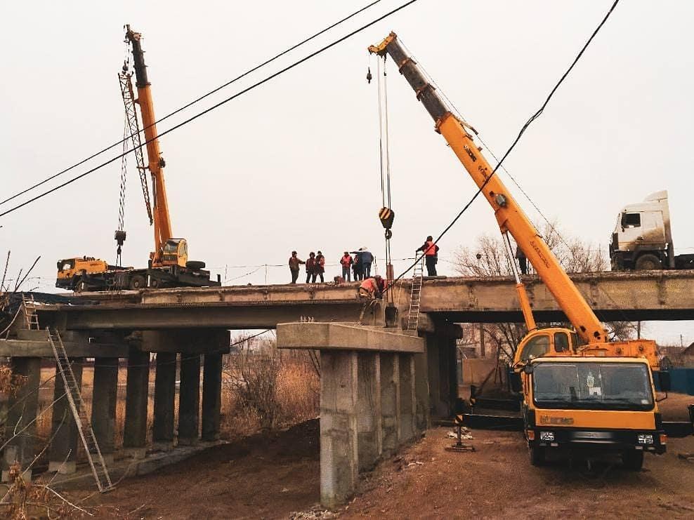 Ремонтировать Милицейский мост будет еще один субподрядчик
