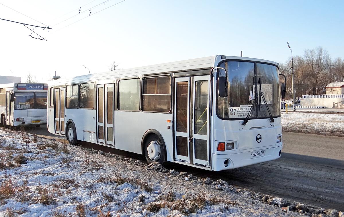 Большие автобусы из Астрахани теперь работают в Тольятти