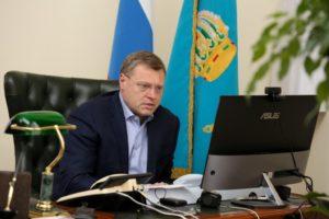 Игорь Бабушкин призвал астраханцев не ругаться матом