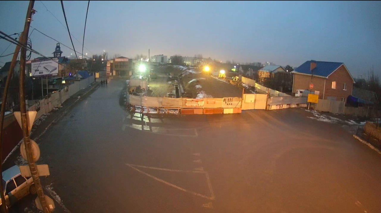 Каждый астраханец может наблюдать за ходом ремонта Милицейского моста