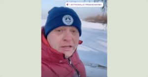 Губернатор Игорь Бабушкин начал утро с пробежки вдоль Болды