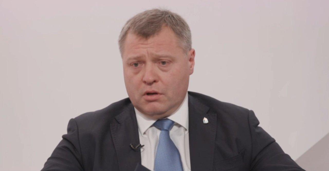 Игорь Бабушкин поблагодарил крупный бизнес за поддержку