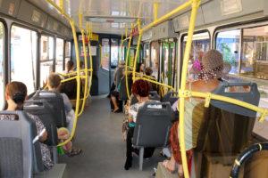 Старые троллейбусы из Астрахани будут ездить в Сибири