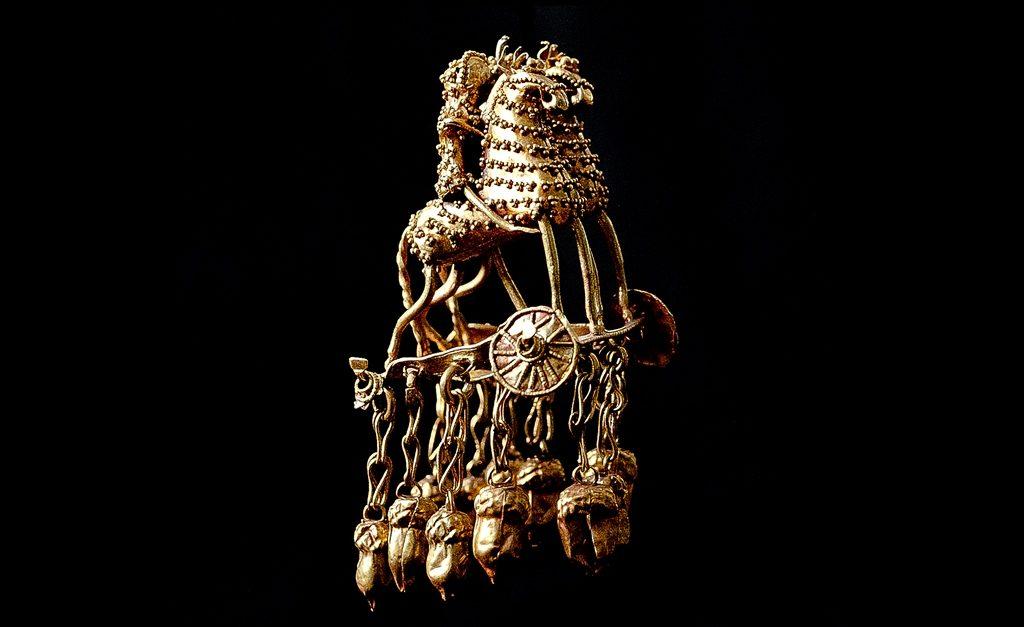 Астраханский музей готовит уникальное издание, посвященное золоту кочевников