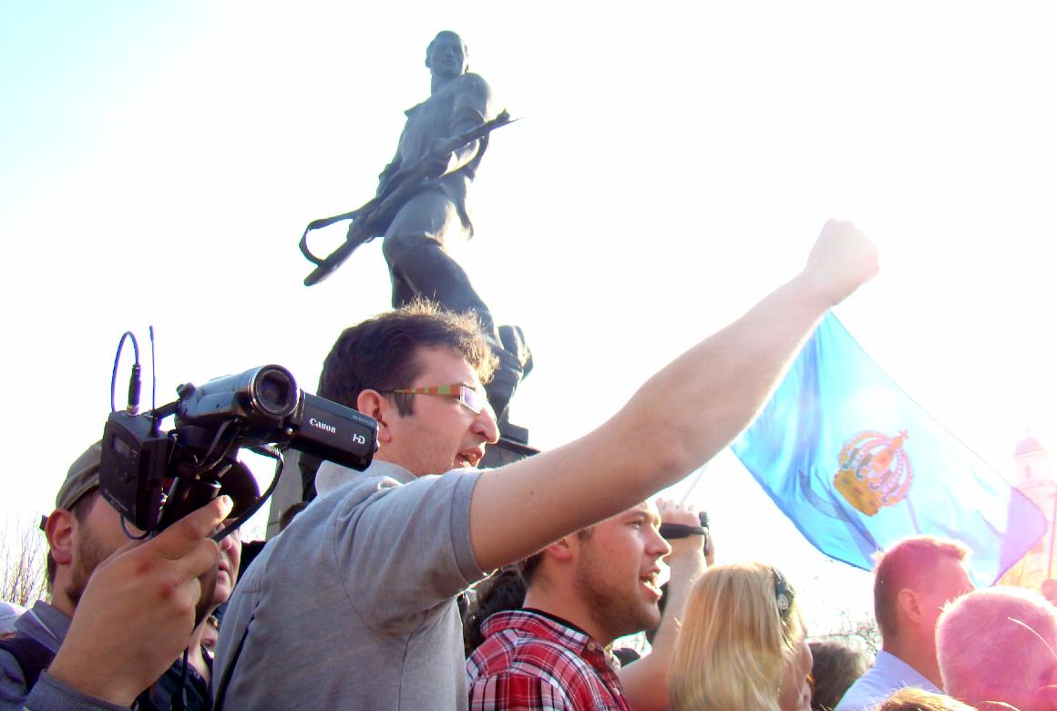 Голодные митинги. Как Алексей Навальный приезжал в Астрахань
