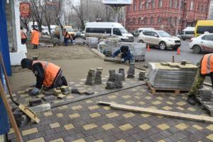 Ремонт на улице Анри Барбюса хотят завершить досрочно