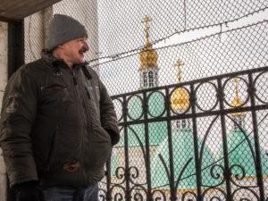 Репортаж с высокой колокольни. Будни звонаря астраханского кремля