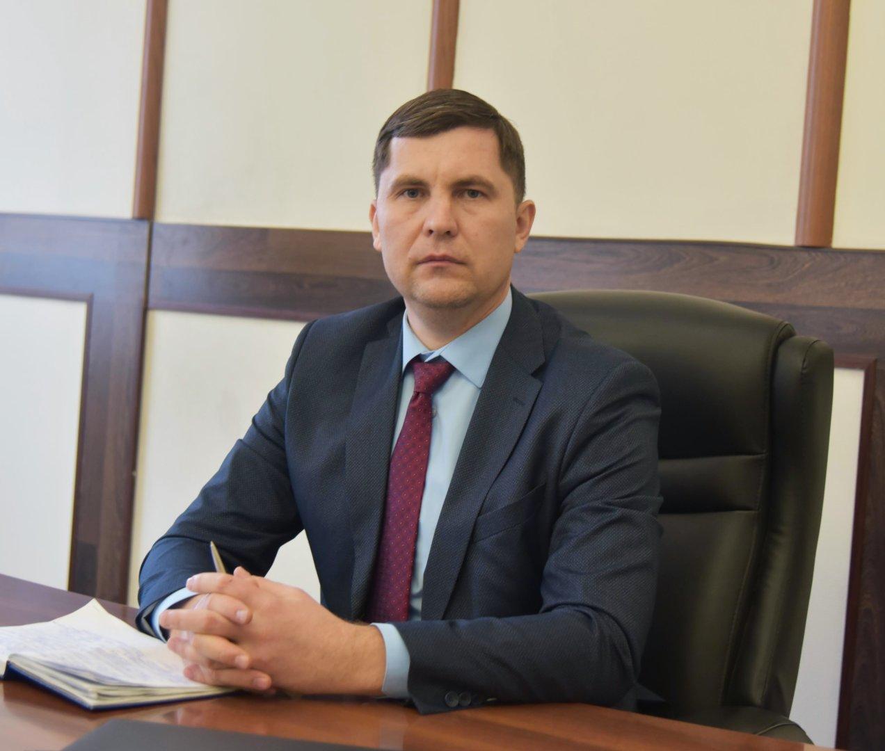 В администрации Астрахани снова сменился главный по ЖКХ