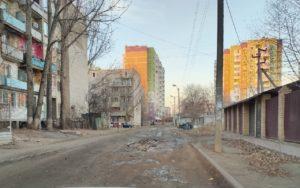 Астраханцы просят починить забытую дорогу к ЖК на Зеленой