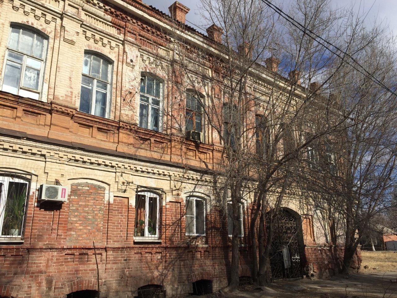 Олег Шеин: астраханские власти собрались расселить очередной неаварийный памятник архитектуры