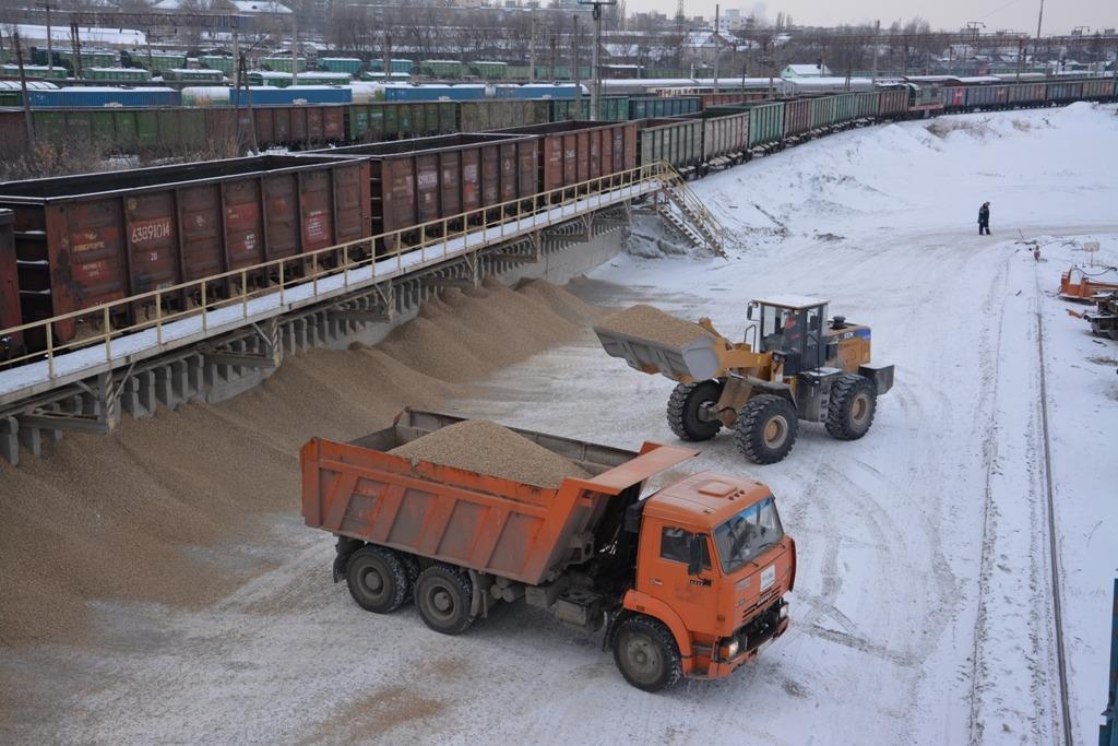 Погрузка в Астраханском регионе ПривЖД составила 650 тыс. тонн в январе