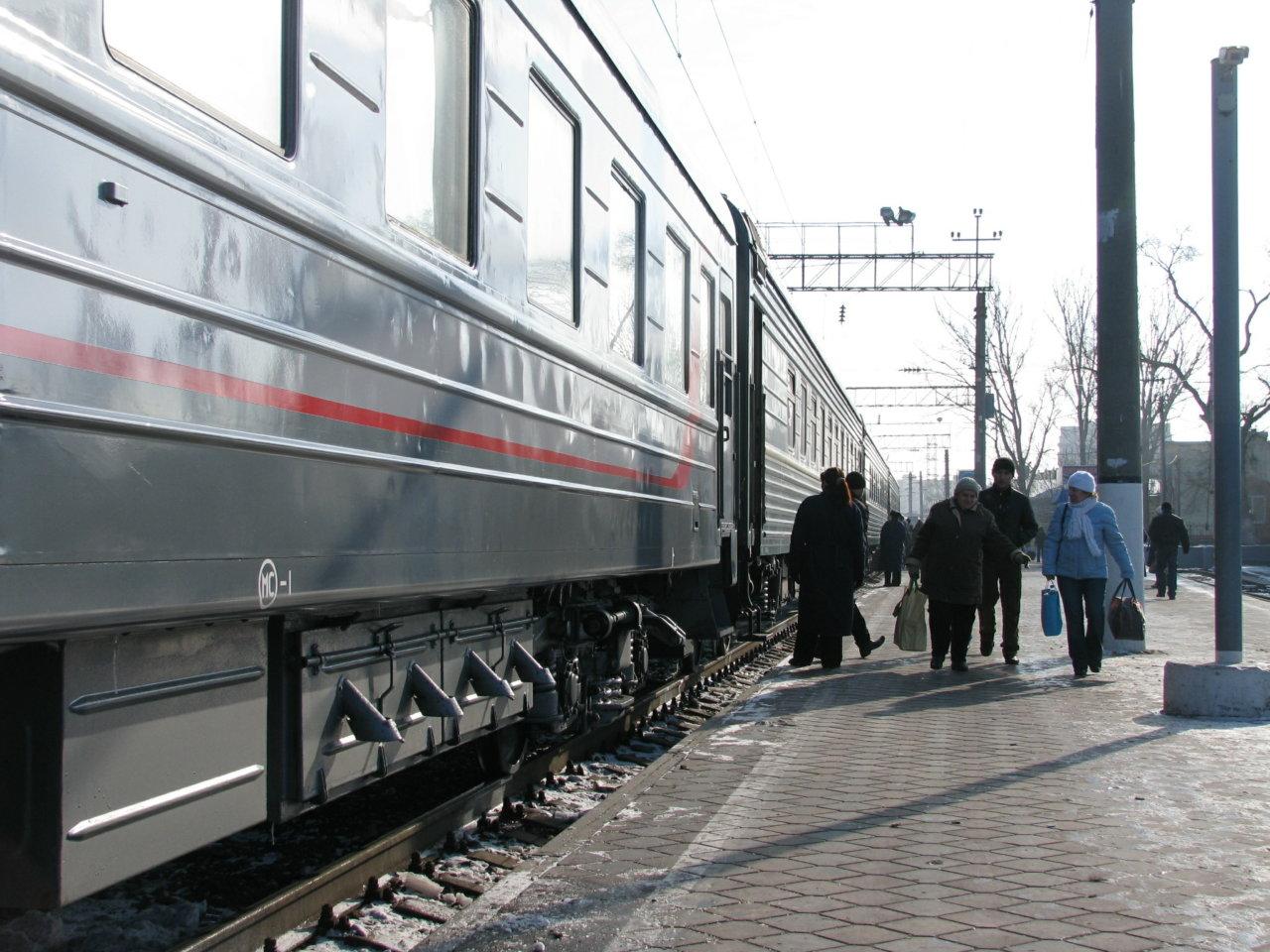С вокзалов и станций Астраханского региона ПривЖД в январе отправлено 78 тыс. пассажиров