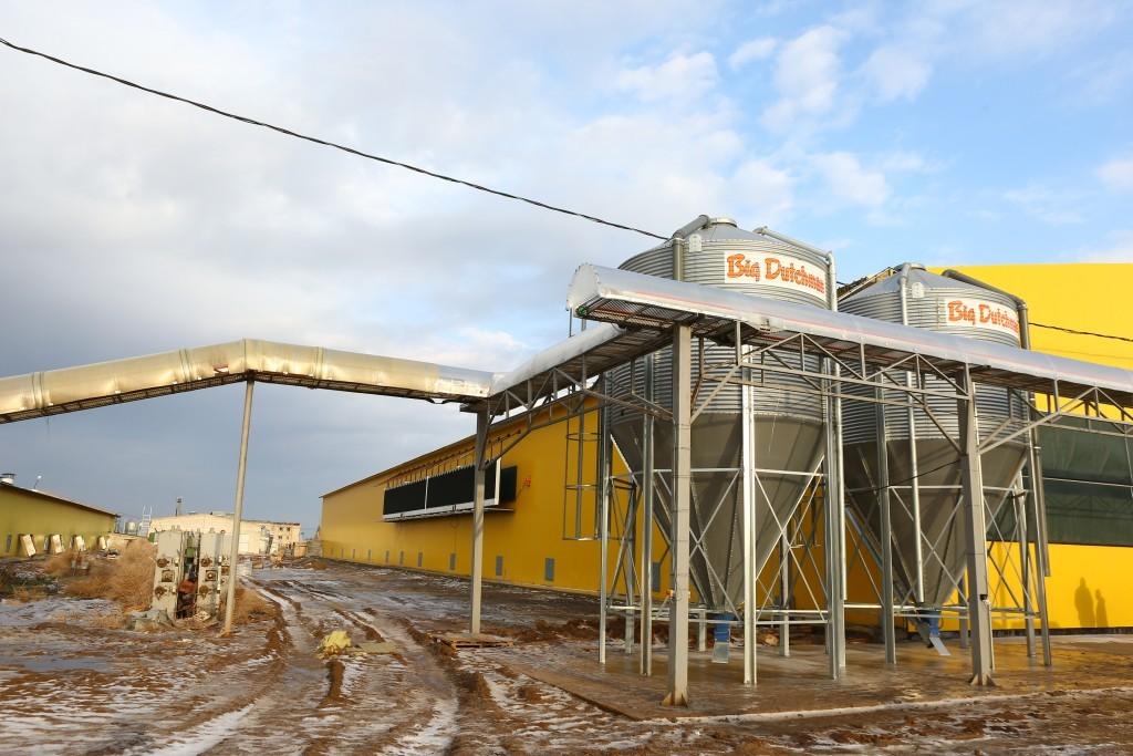 Завод «Гекса-Лотос» готовит к запуску вторую очередь производства