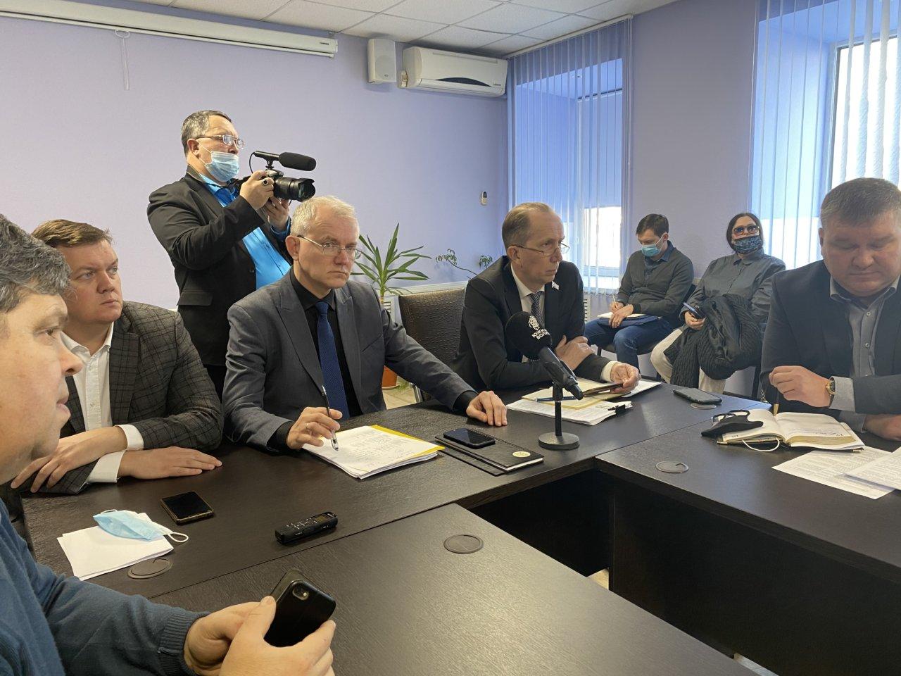 Олег Шеин рассказал об угрозе выселения трети жителей Астрахани