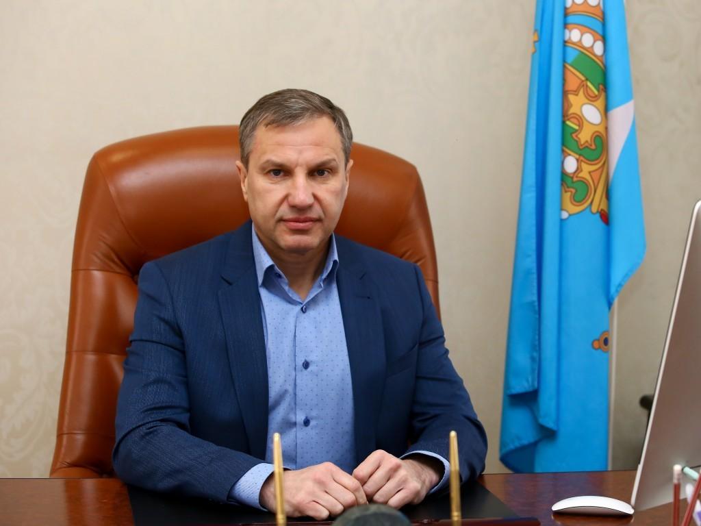 Имуществом Астраханской области будет управлять выходец из Твери
