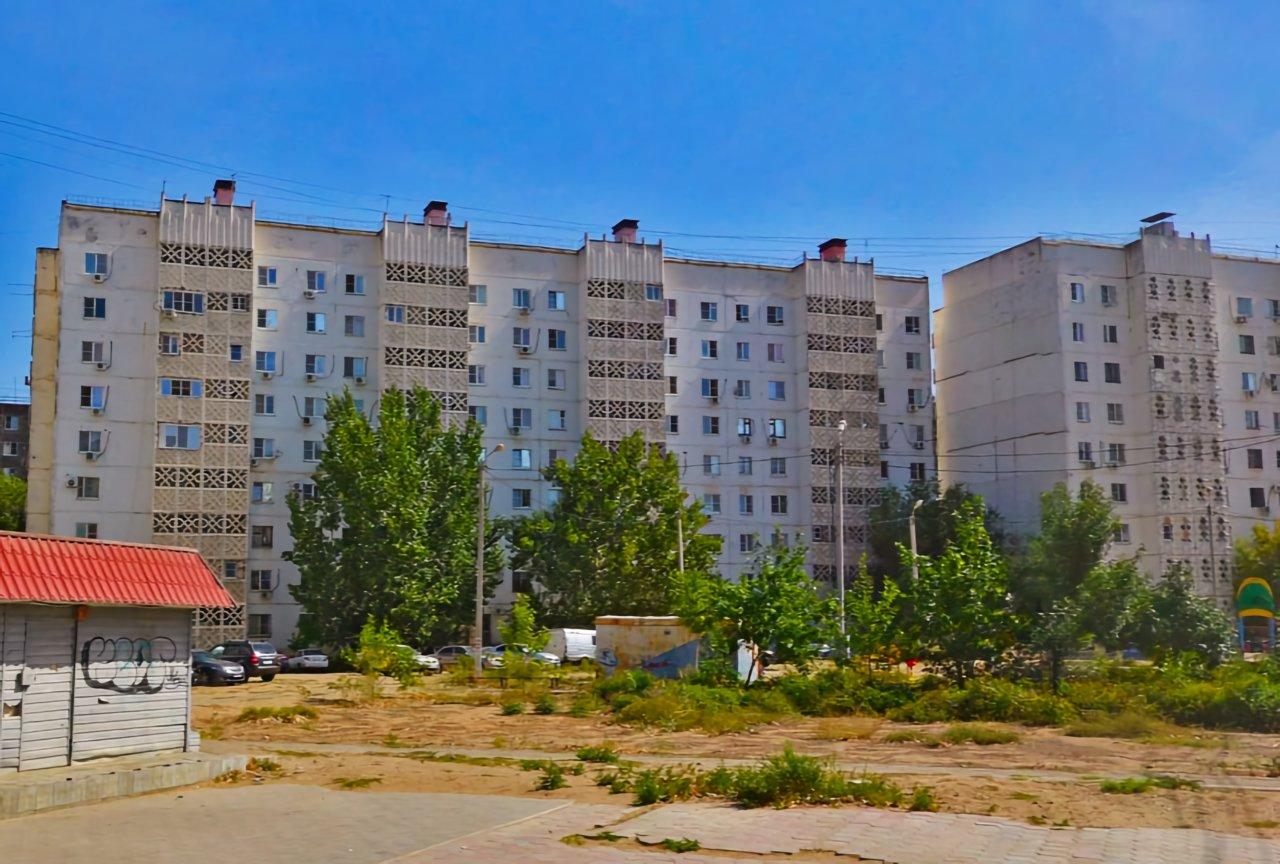 Многоэтажки на Бабаевского попали в список аварийных домов Астрахани