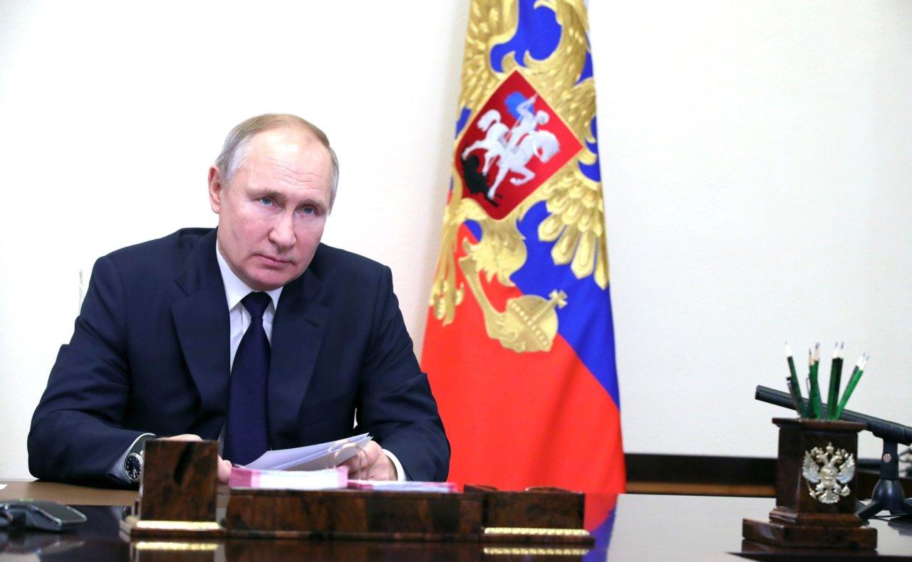 Путин: мы обязаны защитить выбор народа