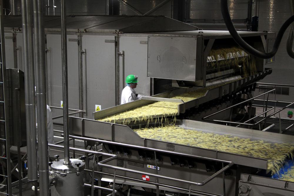 «Белая дача» может построить в Астраханской области завод картофеля фри