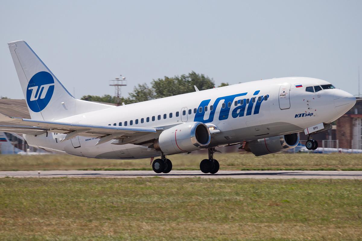 Utair будет летать из Астрахани в Минеральные Воды