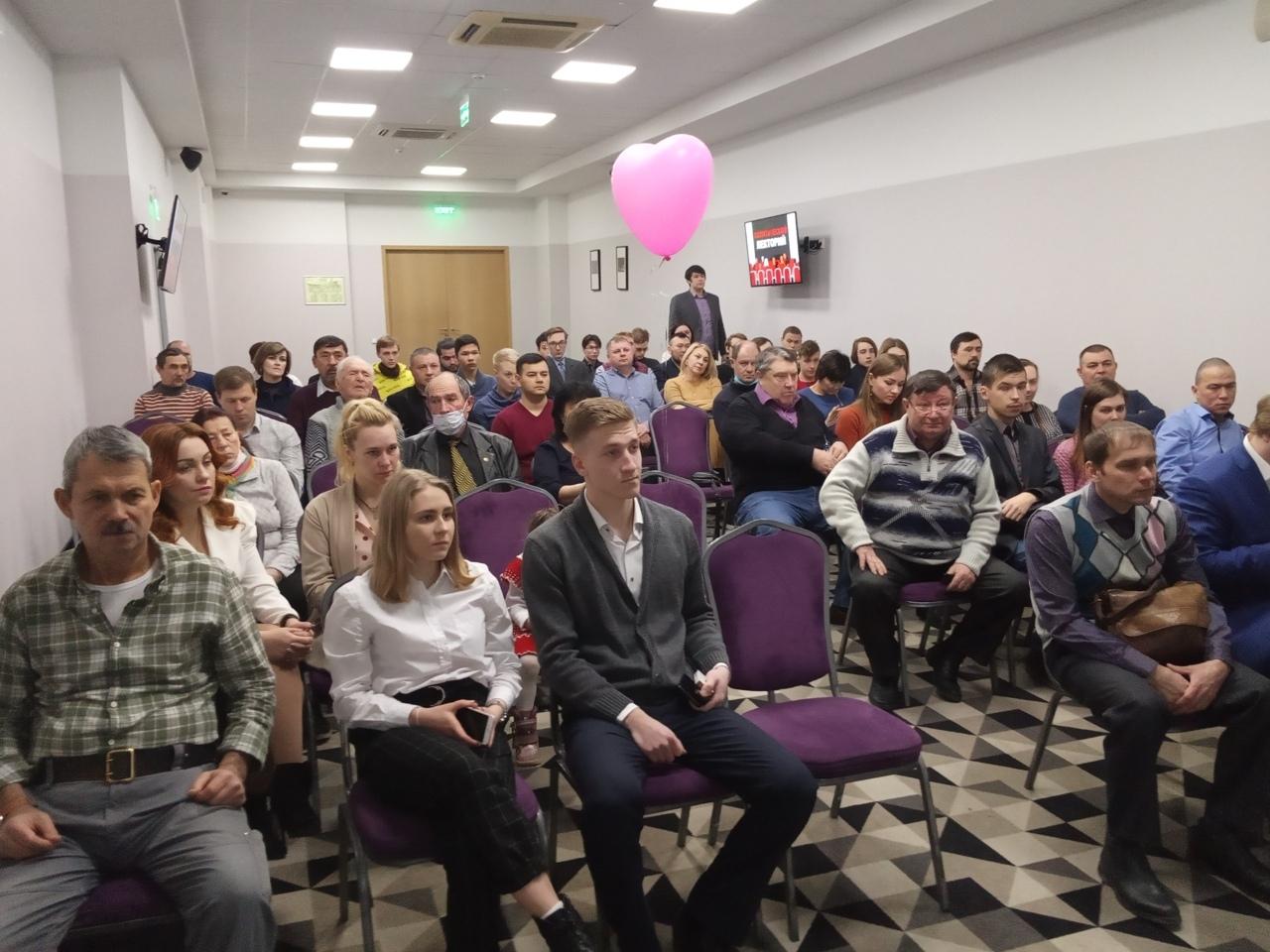 В Астрахани начал работу «Политический лекторий»