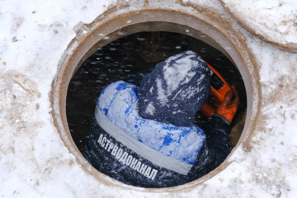 Астраханские коммунальщики научатся предвидеть возможные аварии