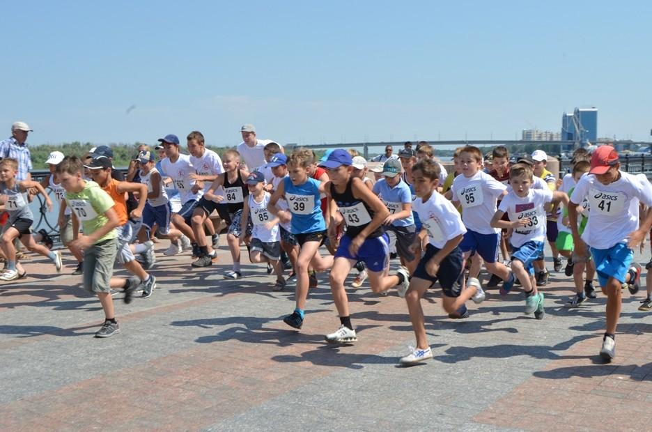 Астраханские власти безуспешно пытаются установить число занимающихся спортом