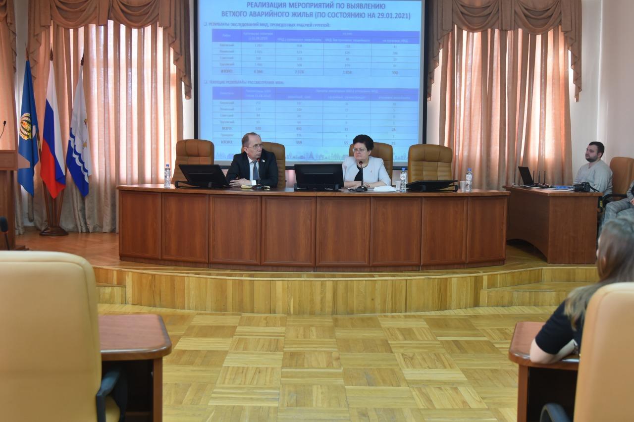 Глава Астрахани заверила, что памятники архитектуры сносить не будут