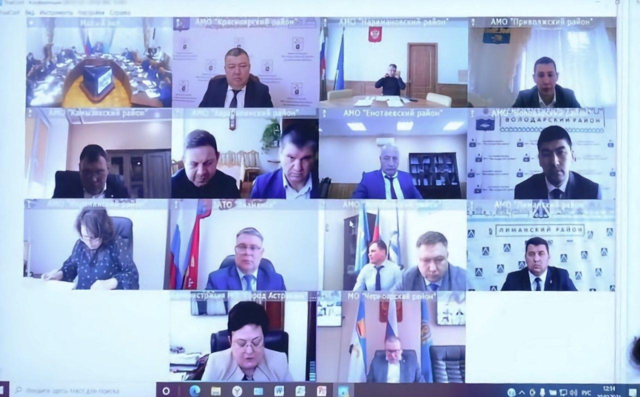 Игорь Бабушкин призвал глав районов общаться с жителями