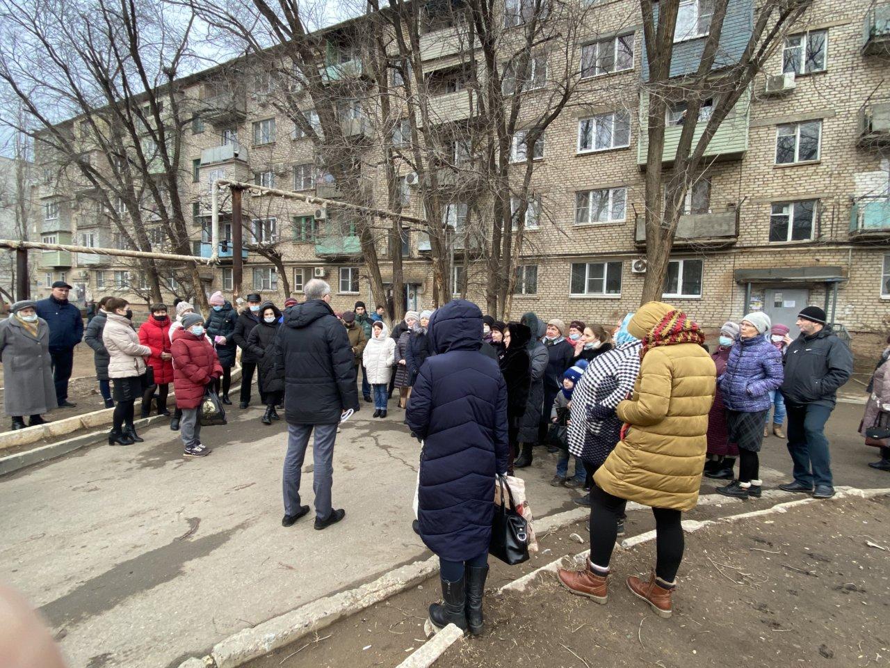 Астраханцы обращаются к президенту России