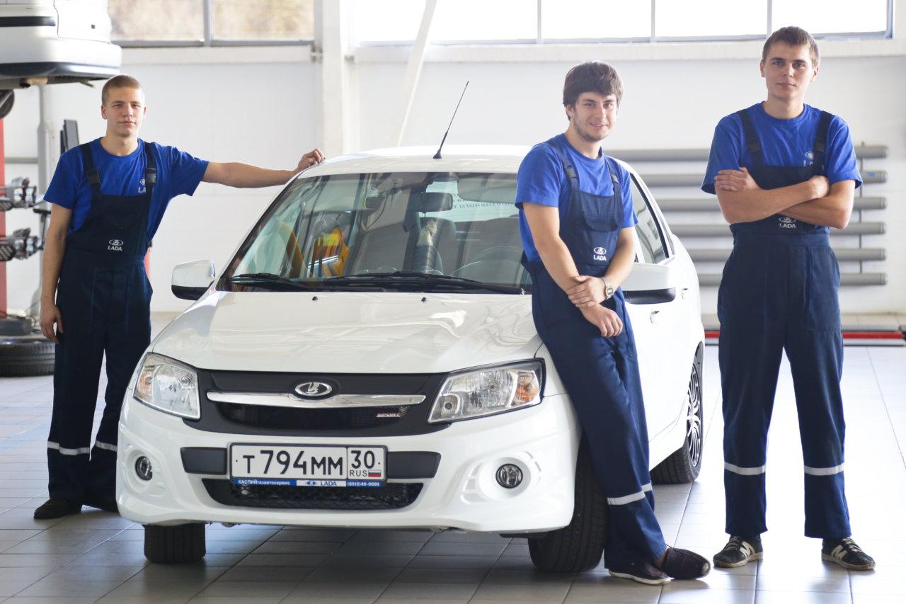 ВТБ в Астраханской области с начала года увеличил продажи автокредитов более чем на треть