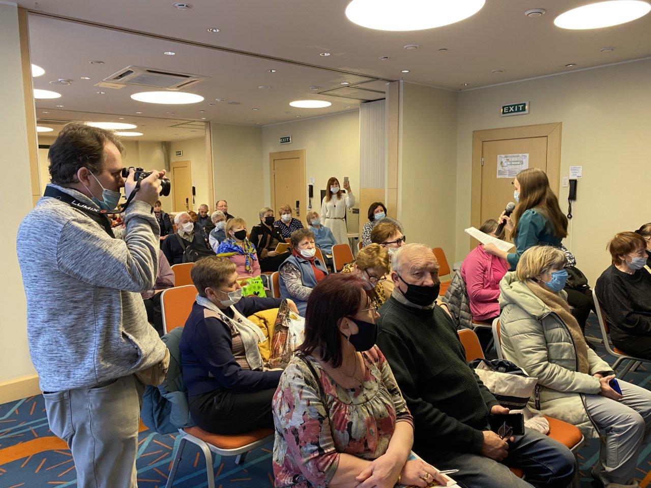 В Астрахани создан комитет за Право на жилье